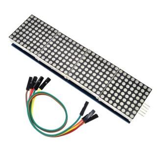 Дисплей светодиодный матричный на м/с MAX7219